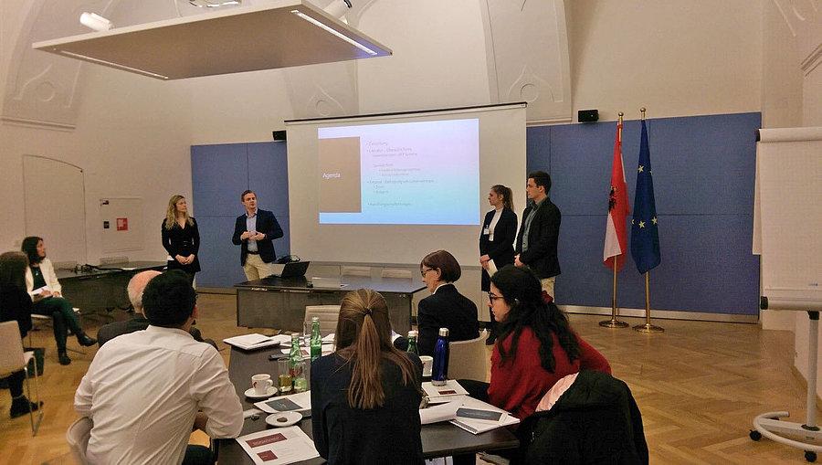 HR-Praxisprojekt mit dem Bundesministerium für Finanzen