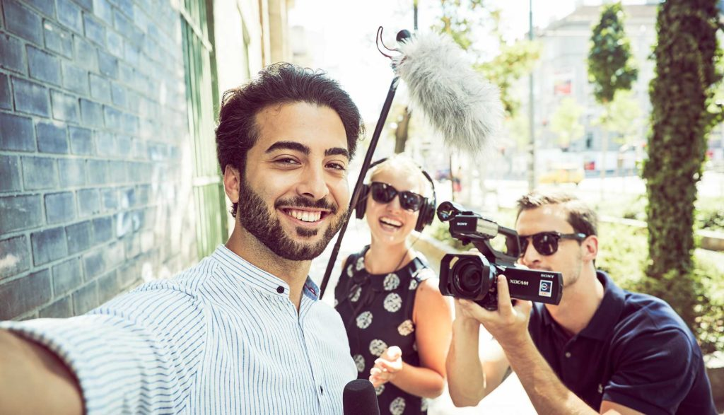 MA Journalismus & Neue Medien