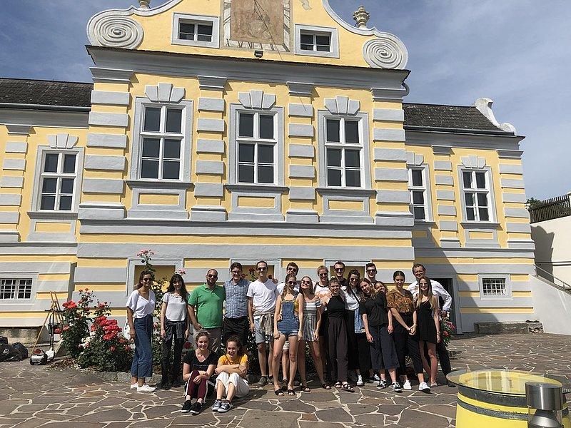 Exkursion des Studienbereichs Tourism & Hospitality Management