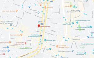 Google Maps FHWien der WKW