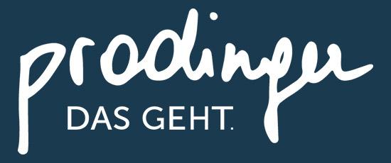 Logo Prodinger Tourismusberatung