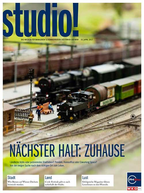 studio! Magazin 1/2017