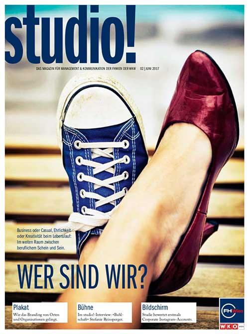 studio! Magazin 2/2017