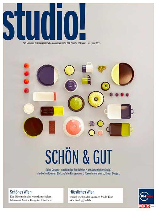 studio! Magazin 2/2019