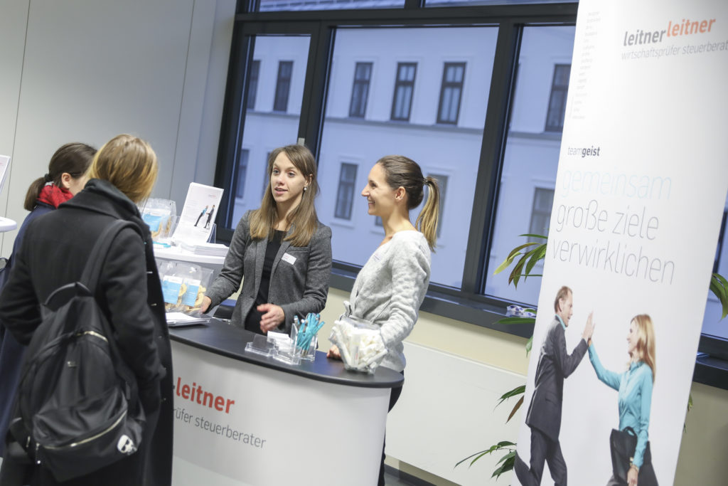 Karrieretag LeitnerLeitner