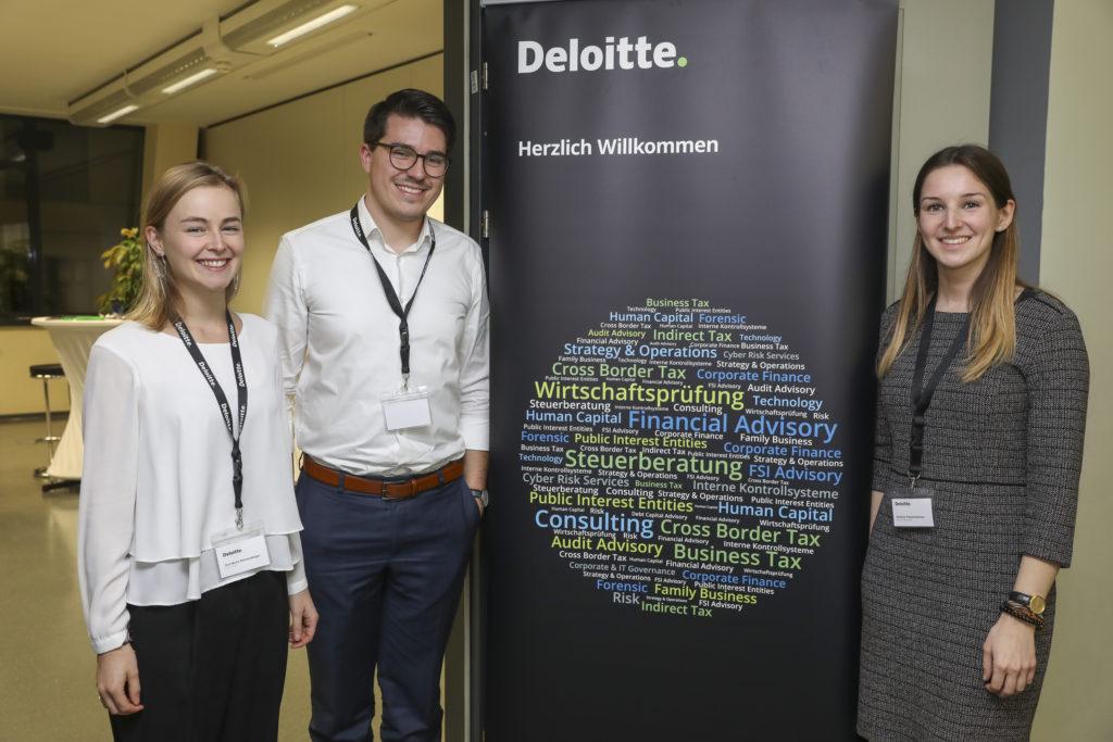 Karrieretag Deloitte