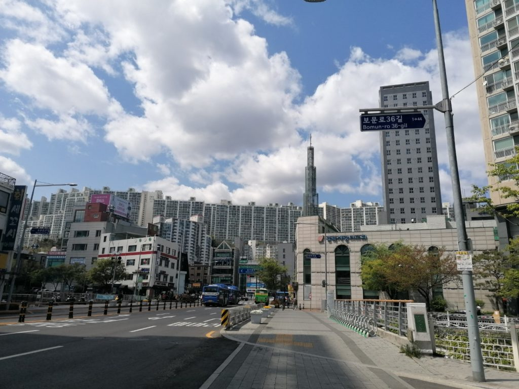 Eindrücke aus dem Auslandssemester in Seoul
