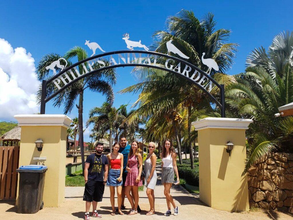 Auslandssemester auf Aruba