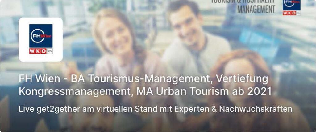 Virtual stand, FHWien der WKW, (c) FHWien der WKW/ STEINERLIVE.com