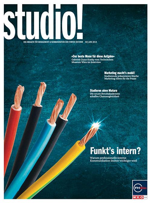 studio! 2/2014 Cover