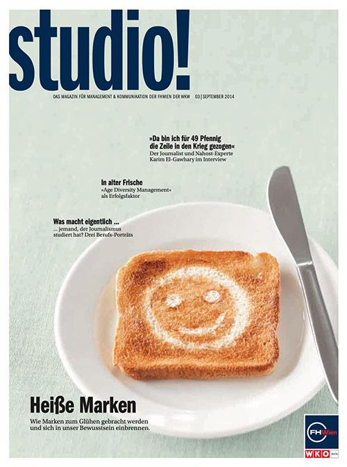 studio 3/2014 Cover