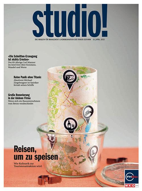 studio 1/2015 Cover