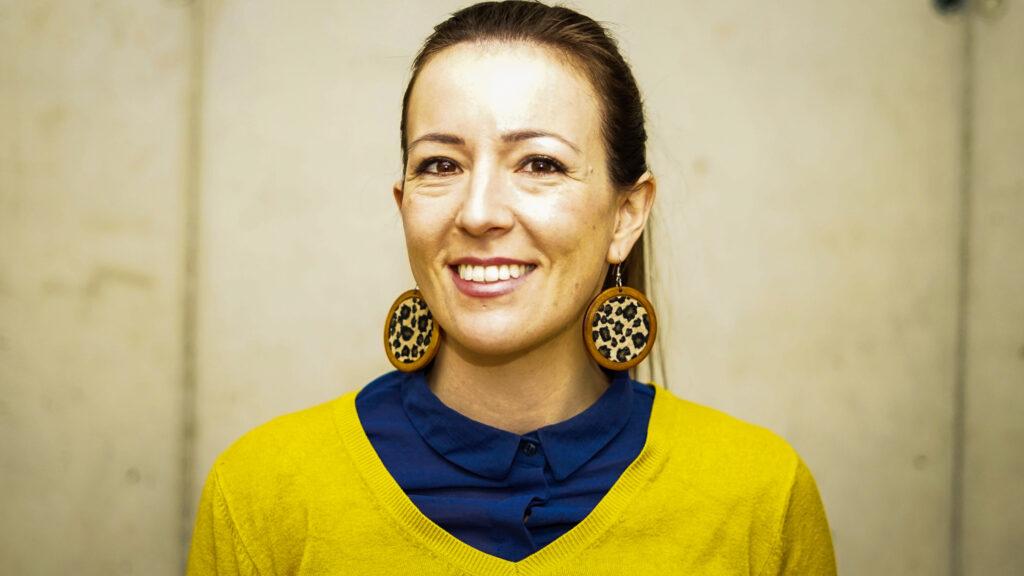 Alumni Talk Renate Schnutt
