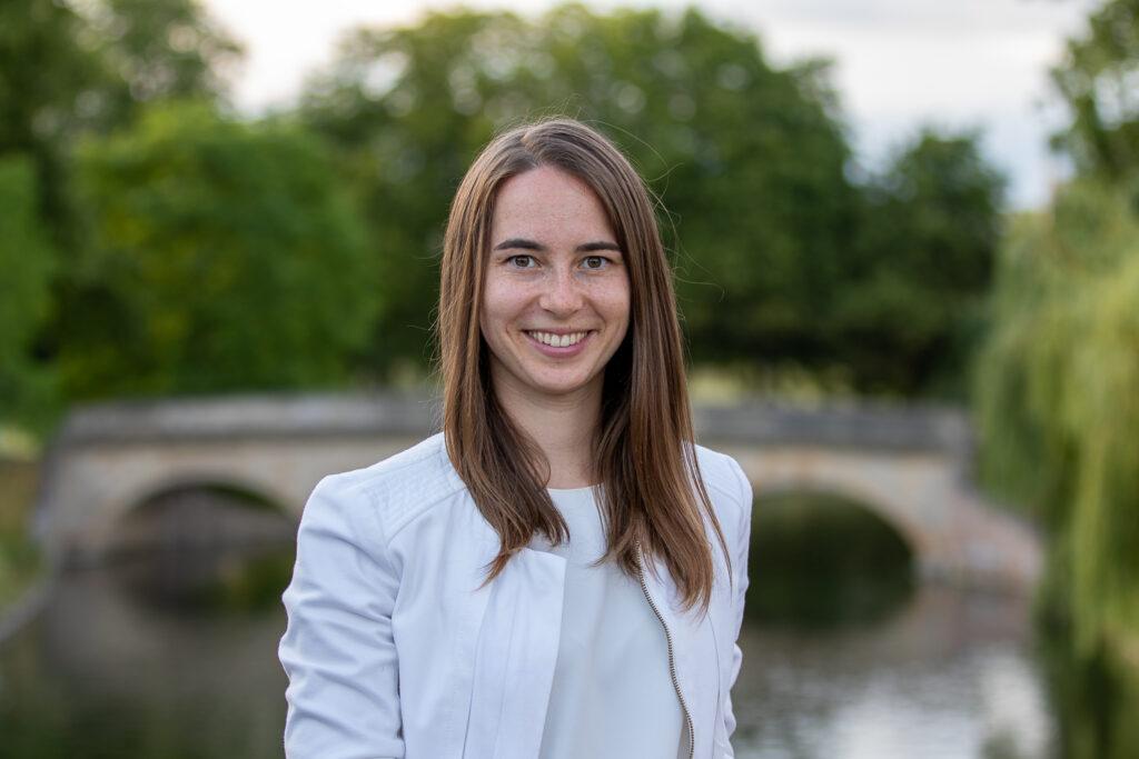 Alumna des Jahres Nicola Filzmoser