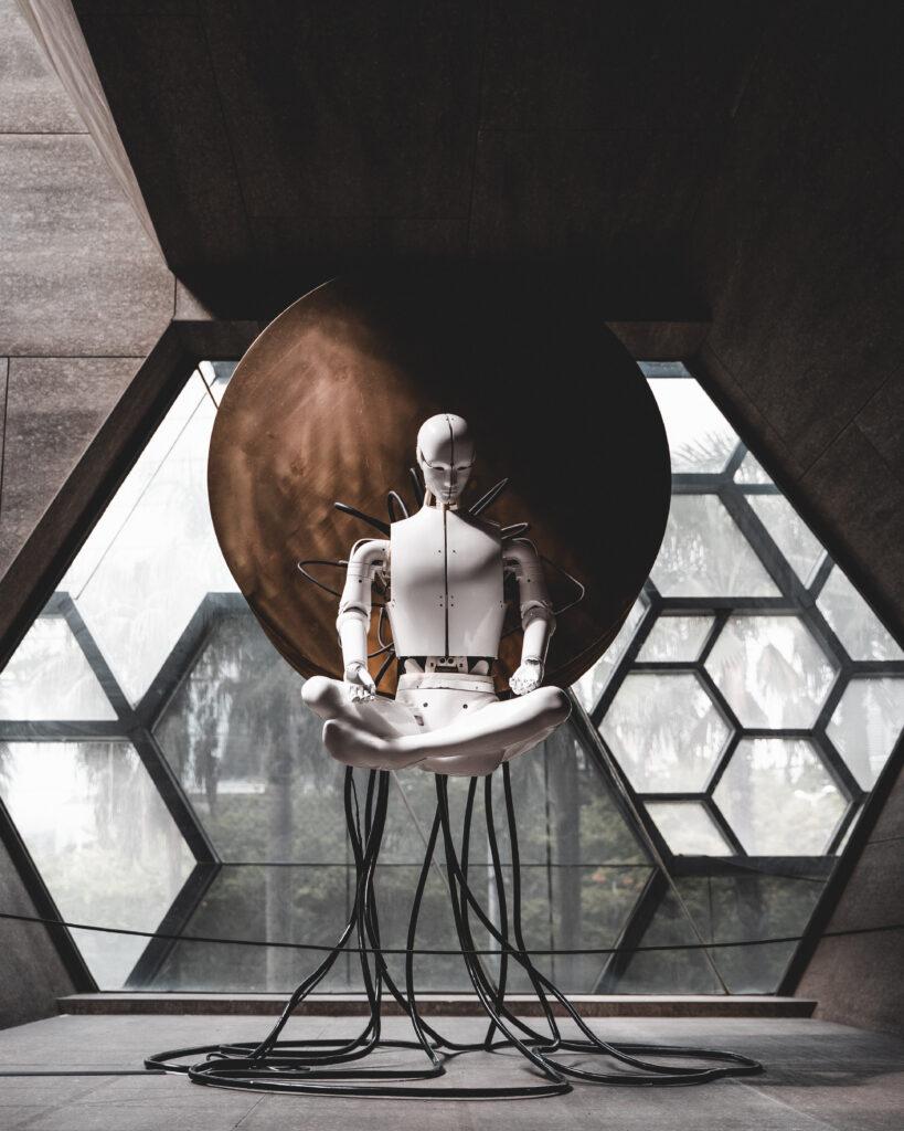 Zukunft: Roboter