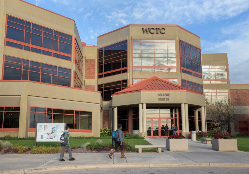 Waukesha County Technical College in Wisconsin/USA