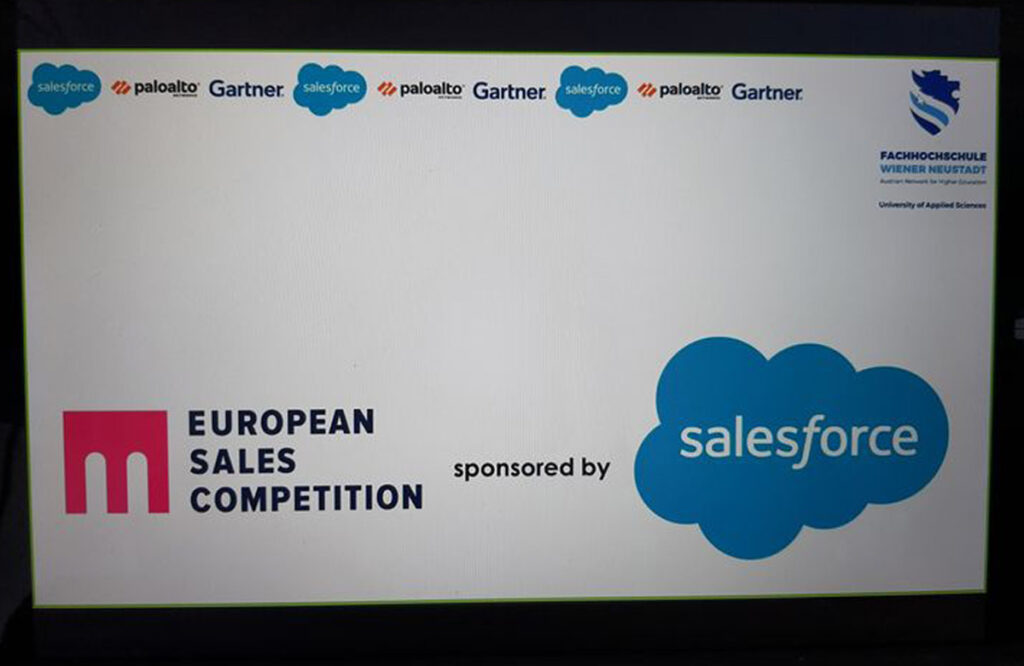 Europrean Sales Competition