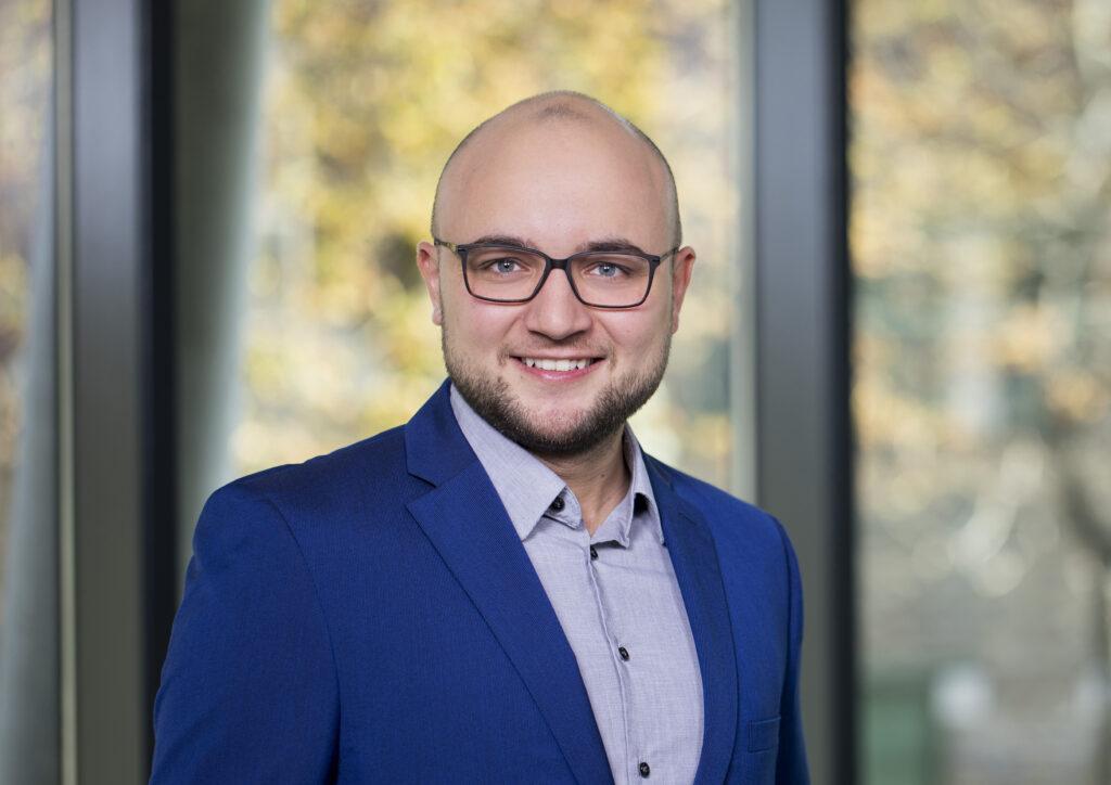 David Bourdin, Teaching & Research Associate im Competence Center for Marketing der FHWien der WKW