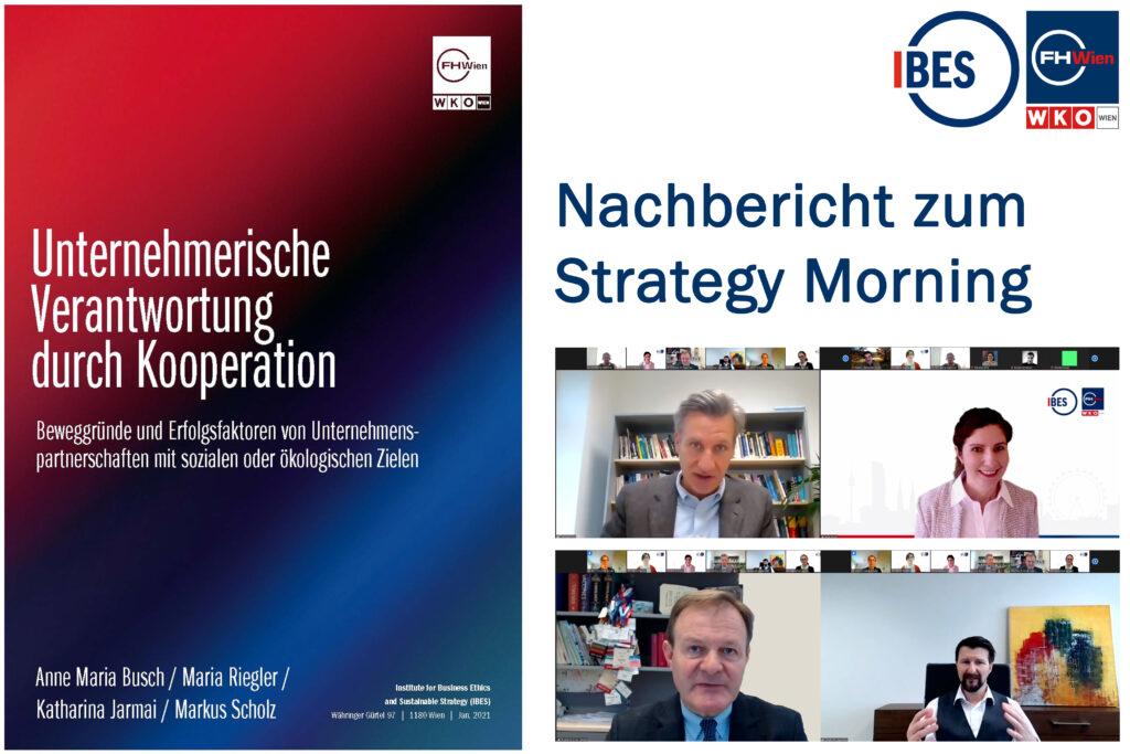 Nachbericht zum Strategy Morning
