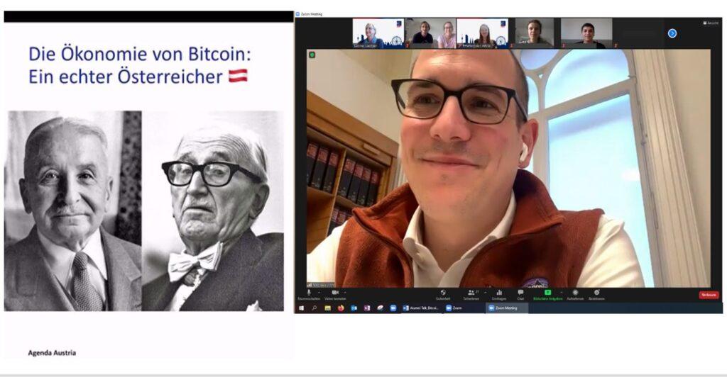 Alumni Talk mit Nikolaus Jilch