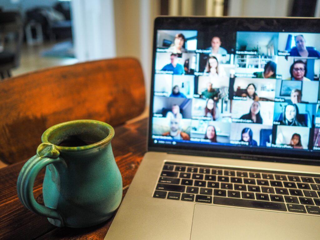 Virtueller Schreibtreff
