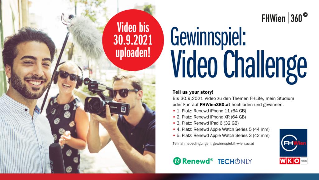 FHWien 360 Video Challenge 2021
