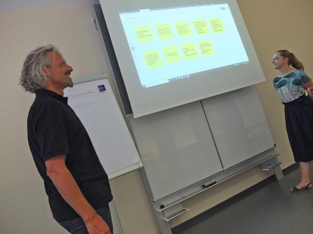 KMU-Digitalisierungsprojekt