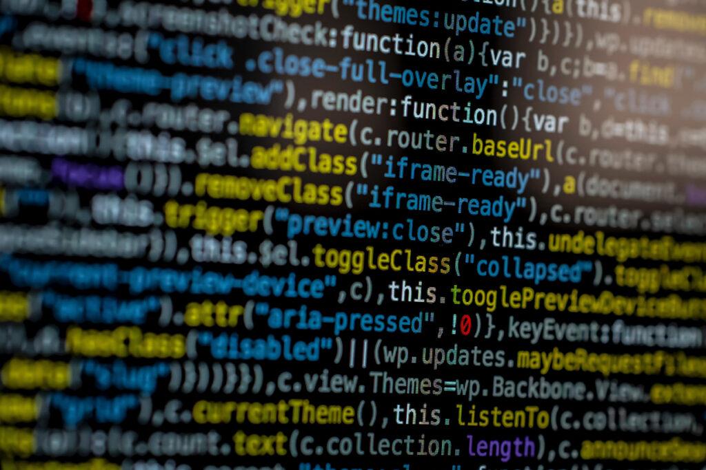 Programmieren als Kompetenz im Growth Hacking: Es ist entscheidend, dass jemand im Team es kann.
