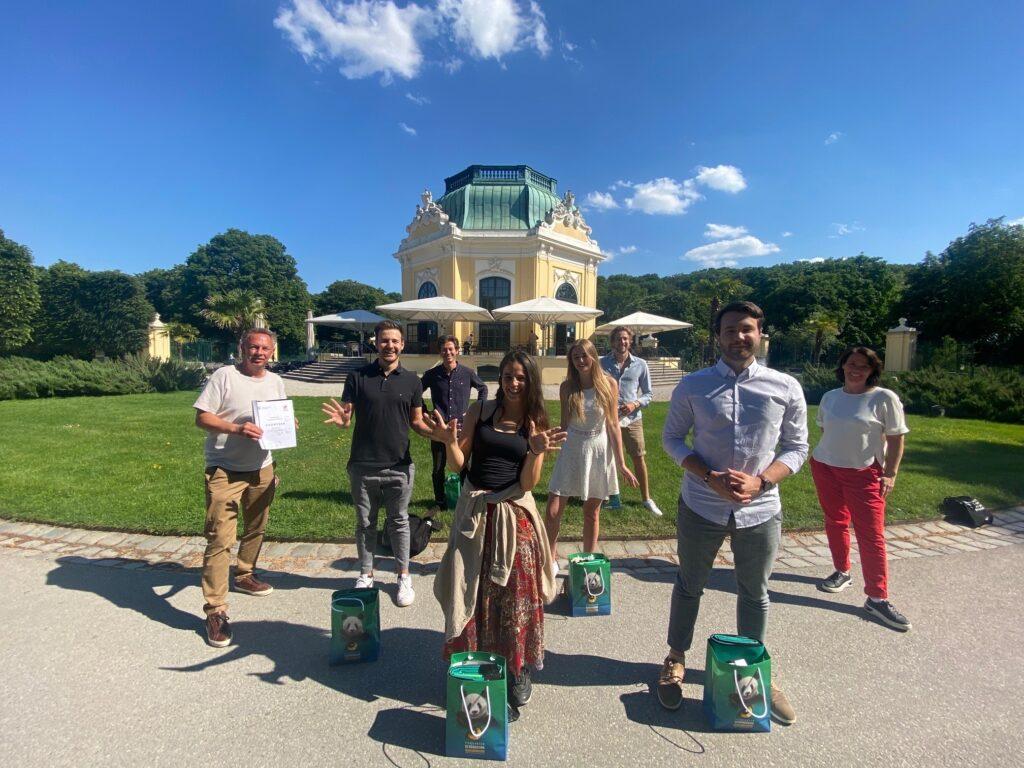 Praxisprojekt der FHWien der WKW mit dem Tiergarten Schönbrunn